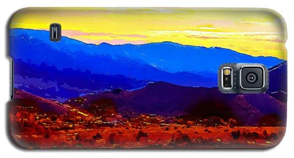 Acton California Sunset Galaxy S5 Case