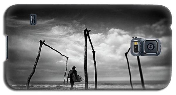 Add Lib Galaxy S5 Case