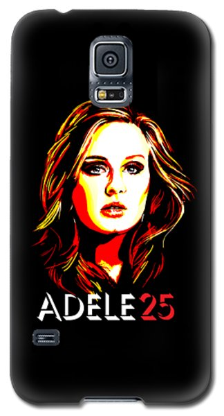 Adele Galaxy S5 Case - Adele 25-1 by Tim Gilliland