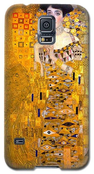 Adele Bloch-bauer Portrait 1907 Galaxy S5 Case by Padre Art
