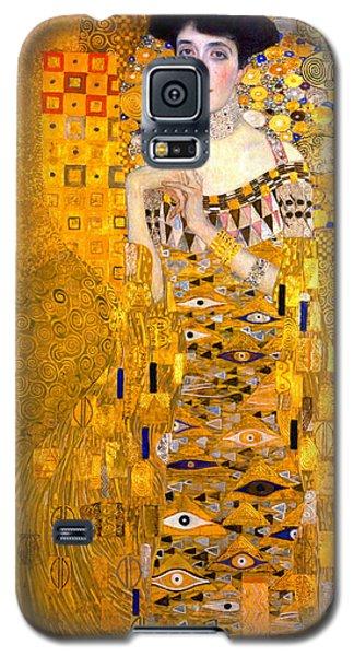Adele Galaxy S5 Case - Adele Bloch-bauer Portrait 1907 by Padre Art