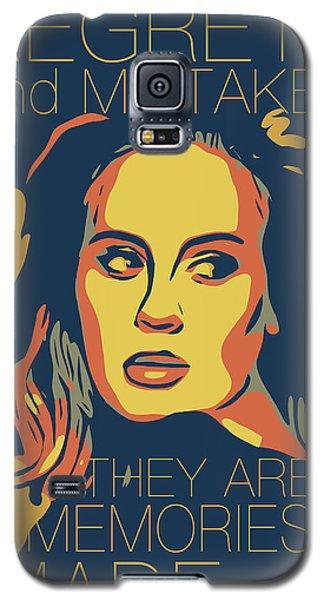 Adele Galaxy S5 Case - Adele by Greatom London