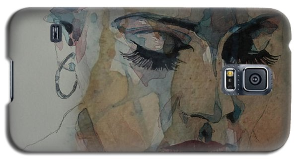 Adele - Make You Feel My Love  Galaxy S5 Case by Paul Lovering