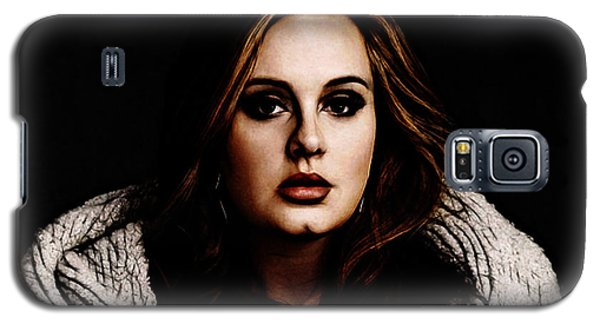 Adele Galaxy S5 Case by The DigArtisT