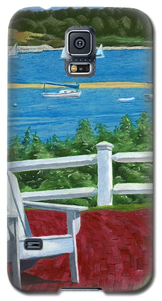 Adirondack Chair On Cape Cod Galaxy S5 Case