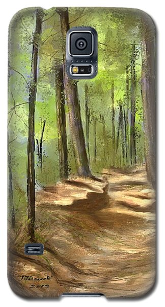 Adirondack Hiking Trails Galaxy S5 Case by Judy Filarecki
