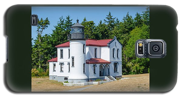 Admiralty Head Lighthouse  Galaxy S5 Case