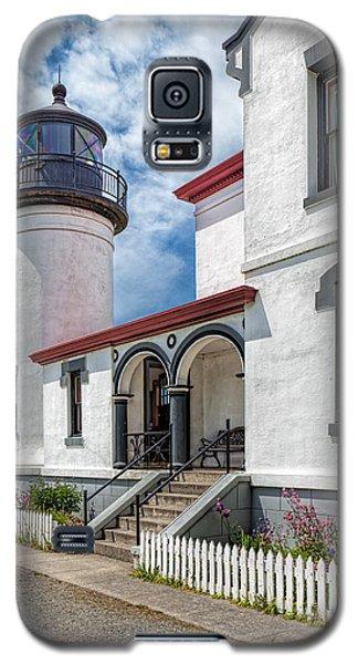 Admiralty Head Lighthouse Galaxy S5 Case