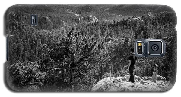 Galaxy S5 Case featuring the photograph Needles Point South Dakota by Jason Moynihan