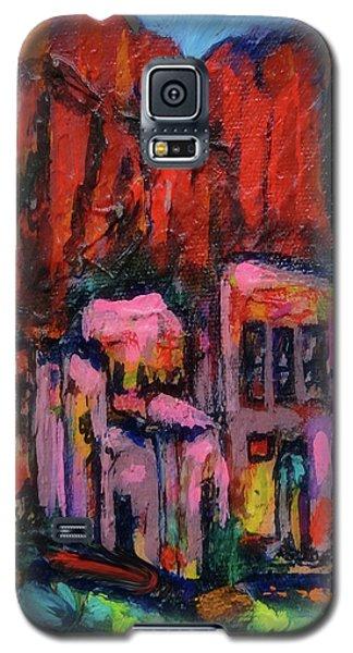 Adobe Magic Galaxy S5 Case
