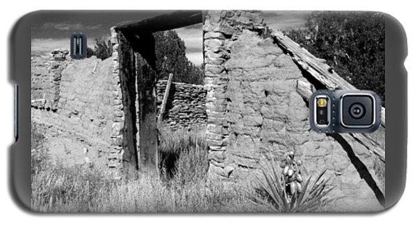 Adobe Wall And Door Galaxy S5 Case