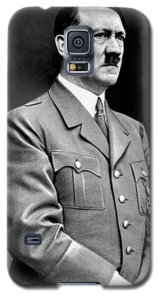 Adolf Hitler The Visionary Circa 1941 Color Added 2016 Galaxy S5 Case