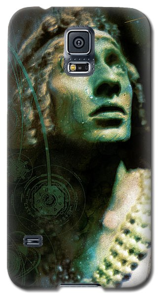 Adolph Bolm Colorized Galaxy S5 Case