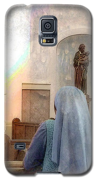 Adoration Chapel Galaxy S5 Case