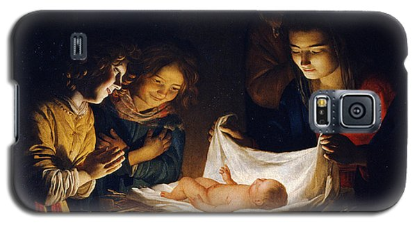 Adoration Of The Child Galaxy S5 Case