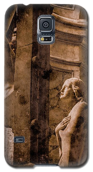 Paris, France - Adoring Angel Galaxy S5 Case