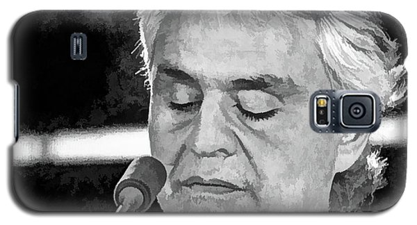 Andrea Bocelli In Concert Galaxy S5 Case