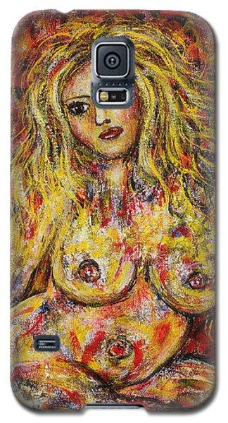 Adrianna Galaxy S5 Case by Natalie Holland