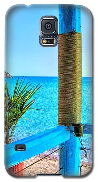 Aegean Blue Galaxy S5 Case