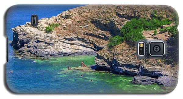 Aegean Coast In Bali Galaxy S5 Case