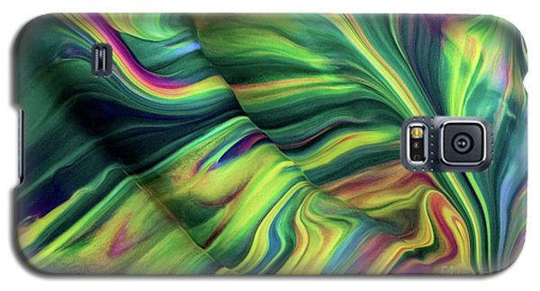 Aegean Wave Galaxy S5 Case