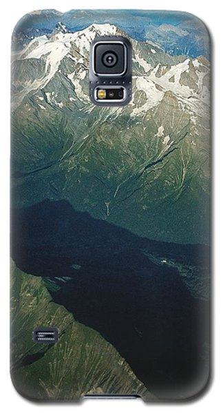 Aerial Photograph Of The Swiss Alps Galaxy S5 Case