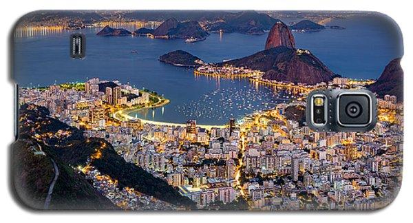 Aerial Rio Galaxy S5 Case