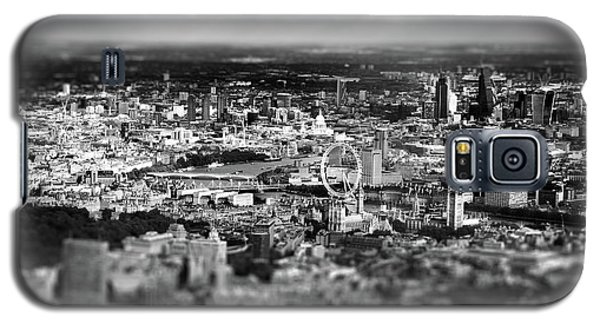 Aerial View Of London 6 Galaxy S5 Case