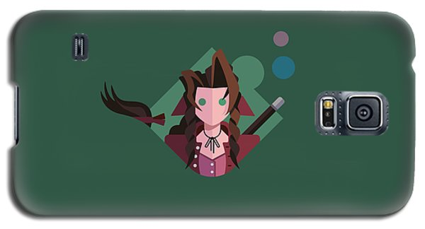 Aeris Galaxy S5 Case by Michael Myers