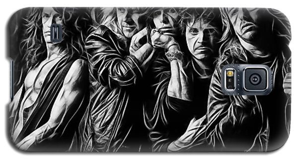 Aerosmith Collection Galaxy S5 Case by Marvin Blaine