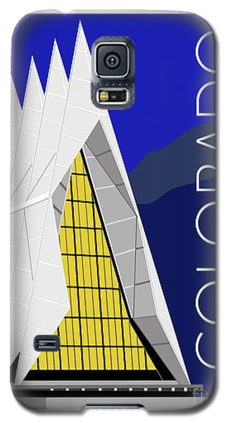 Colorado Afa Chapel Galaxy S5 Case