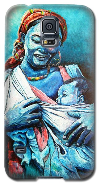 Affection Galaxy S5 Case by Bankole Abe