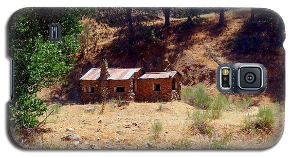 Cozy Cabin Kern County California Galaxy S5 Case