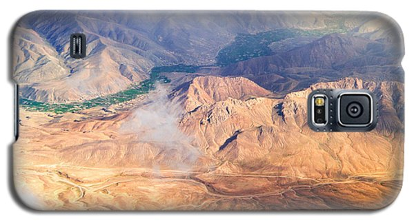Afghan Valley At Sunrise Galaxy S5 Case