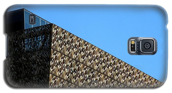 Smithsonian Museum Galaxy S5 Case - African American History And Culture 2 by Randall Weidner