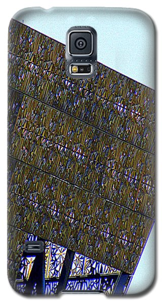 Smithsonian Museum Galaxy S5 Case - African American History And Culture 4 by Randall Weidner