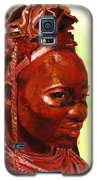 African Beauty Galaxy S5 Case