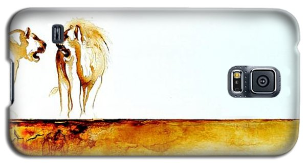 African Marriage - Original Artwork Galaxy S5 Case