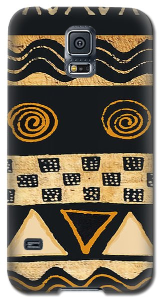 African Memories Galaxy S5 Case