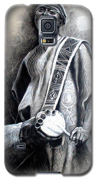 African Rythm Galaxy S5 Case