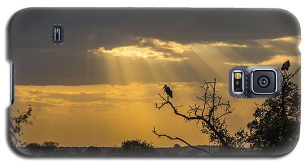 African Sunset 2 Galaxy S5 Case