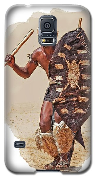 African Tribal Traditions 1 Galaxy S5 Case