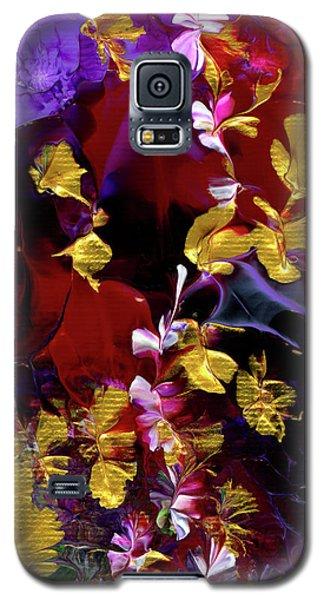 African Violet Awake #3 Galaxy S5 Case