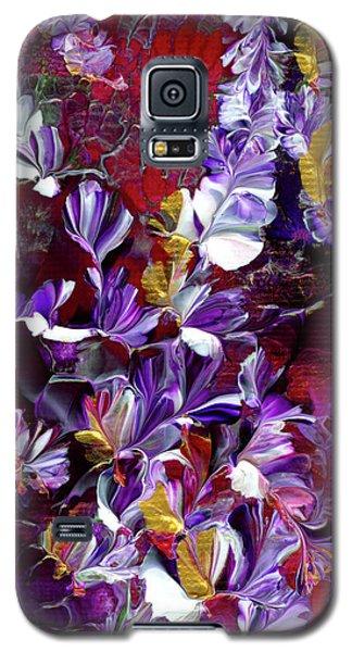 African Violet Awake #4 Galaxy S5 Case