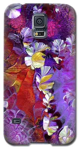 African Violet Awake #5 Galaxy S5 Case