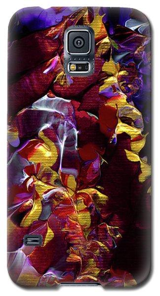 African Violet Awake Galaxy S5 Case