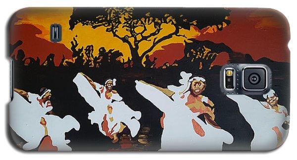 Afro Carib Dance Galaxy S5 Case
