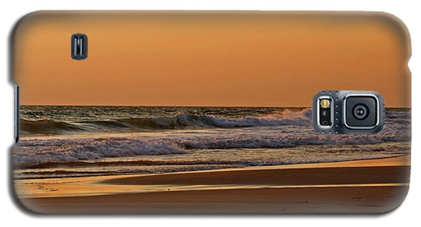 After A Sunset Galaxy S5 Case