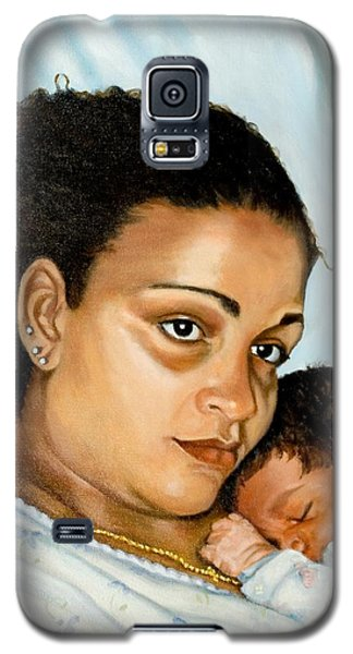 After Birth Jacina And Javon Galaxy S5 Case
