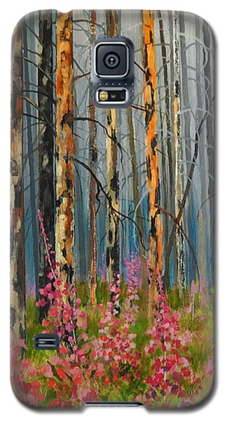 After Forest Fire Galaxy S5 Case